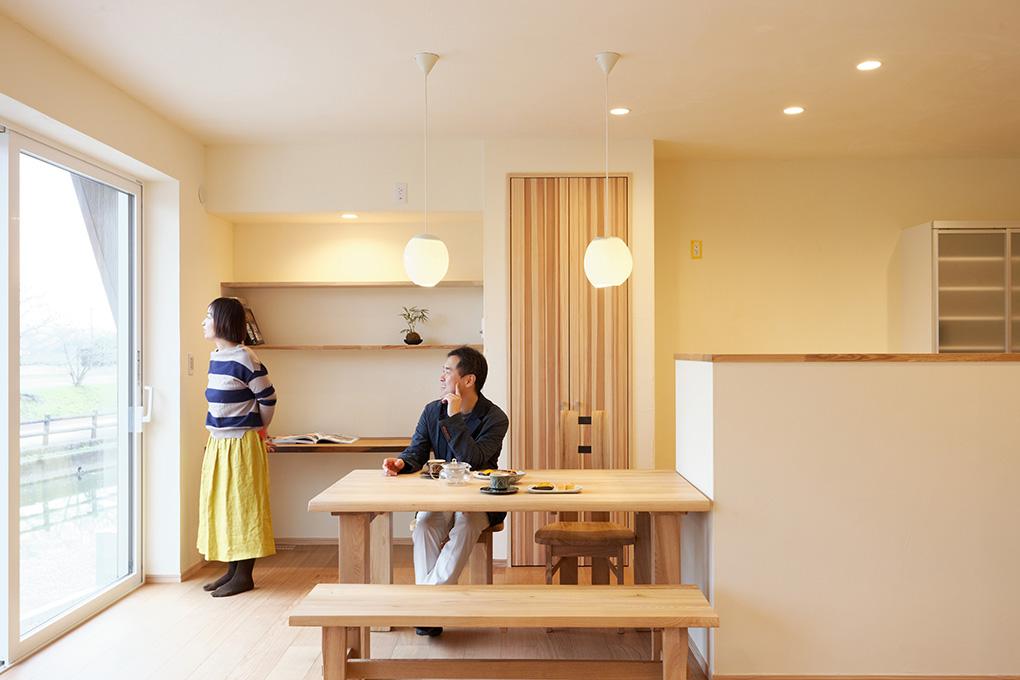 南区藤田passive+体感モデルハウス