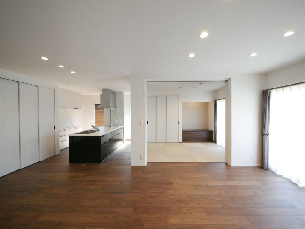収納にもデザイン性を!収納やスペースに機能性と恰好良さも備えたこだわりの空間